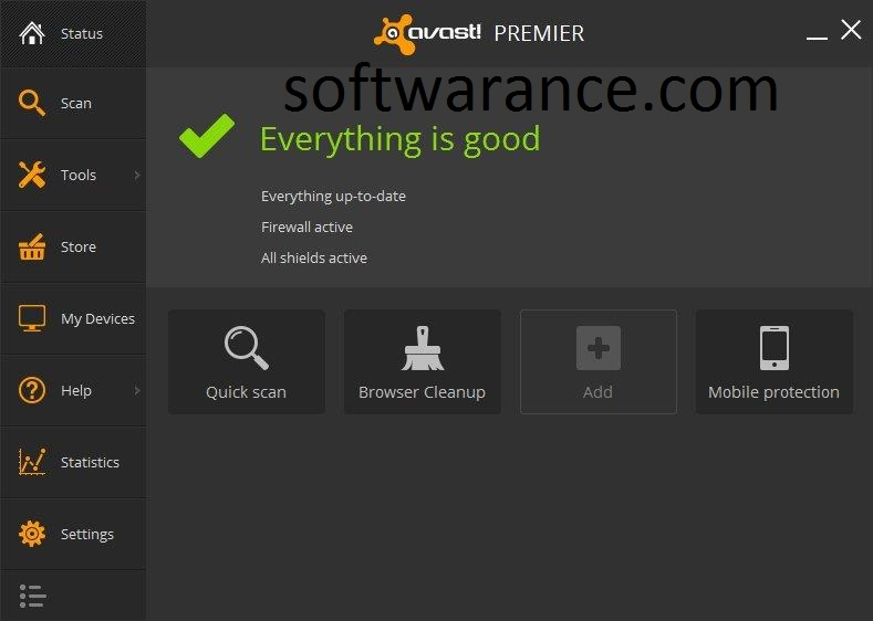 Avast Premier 2019 Activation Code With Full Crack Download