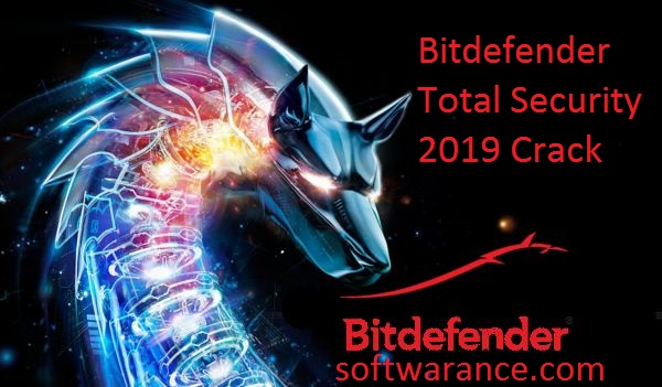 Bitdefender Total Security 2019 Crack + License Key Full Download