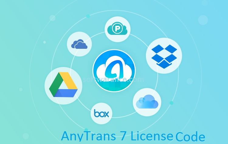 AnyTrans 7.0.4 Crack + License Code Torrent Free Download 2019