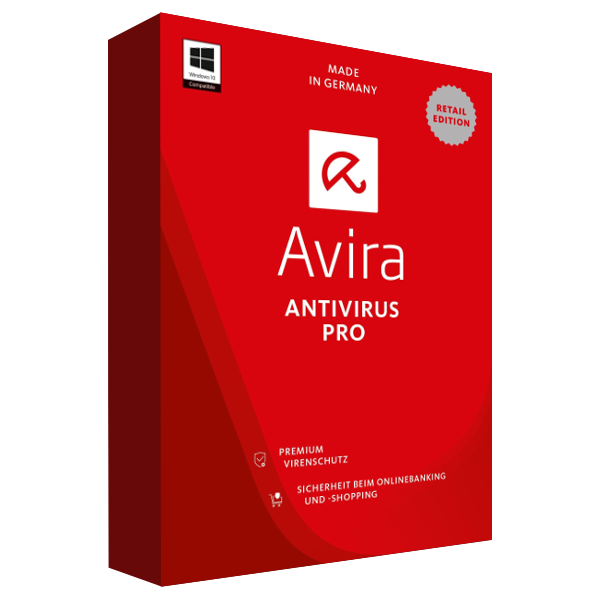 Avira Antivirus Pro 2019 For [Win + Mac] Full Free Cracked