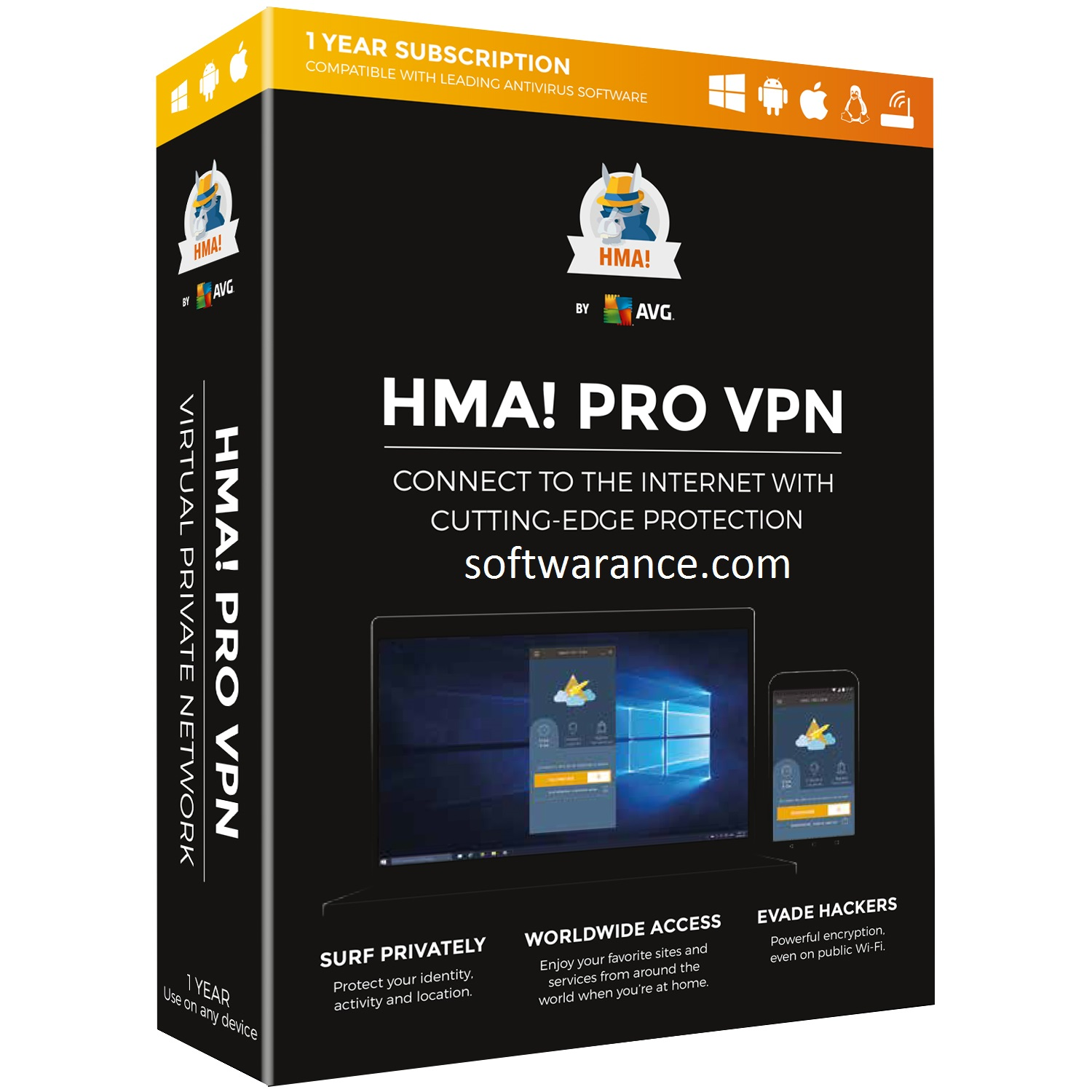 HMA Pro VPN 5.1.257.0 Crack + Username & Password 2020 Download