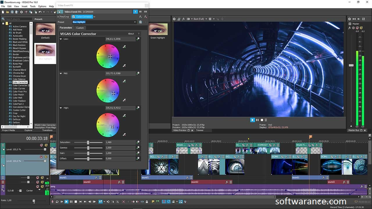 Vegas Pro 18.0 Build 284 Crack + Patch Full License Keygen Free 2020