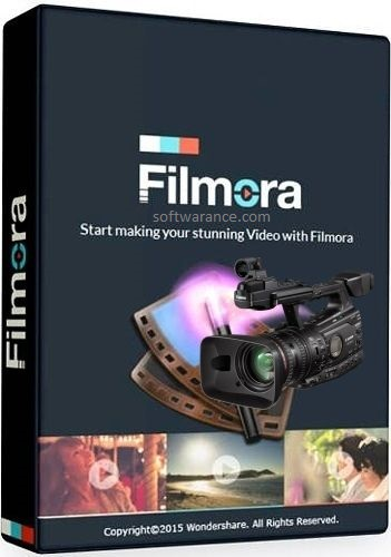Wondershare Filmora 9.1.3.21 Crack + License Key Download [2019]