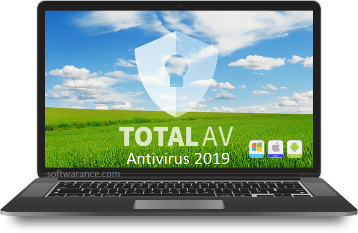Total AV Antivirus 2019 Crack + Serial Key Full Download Free