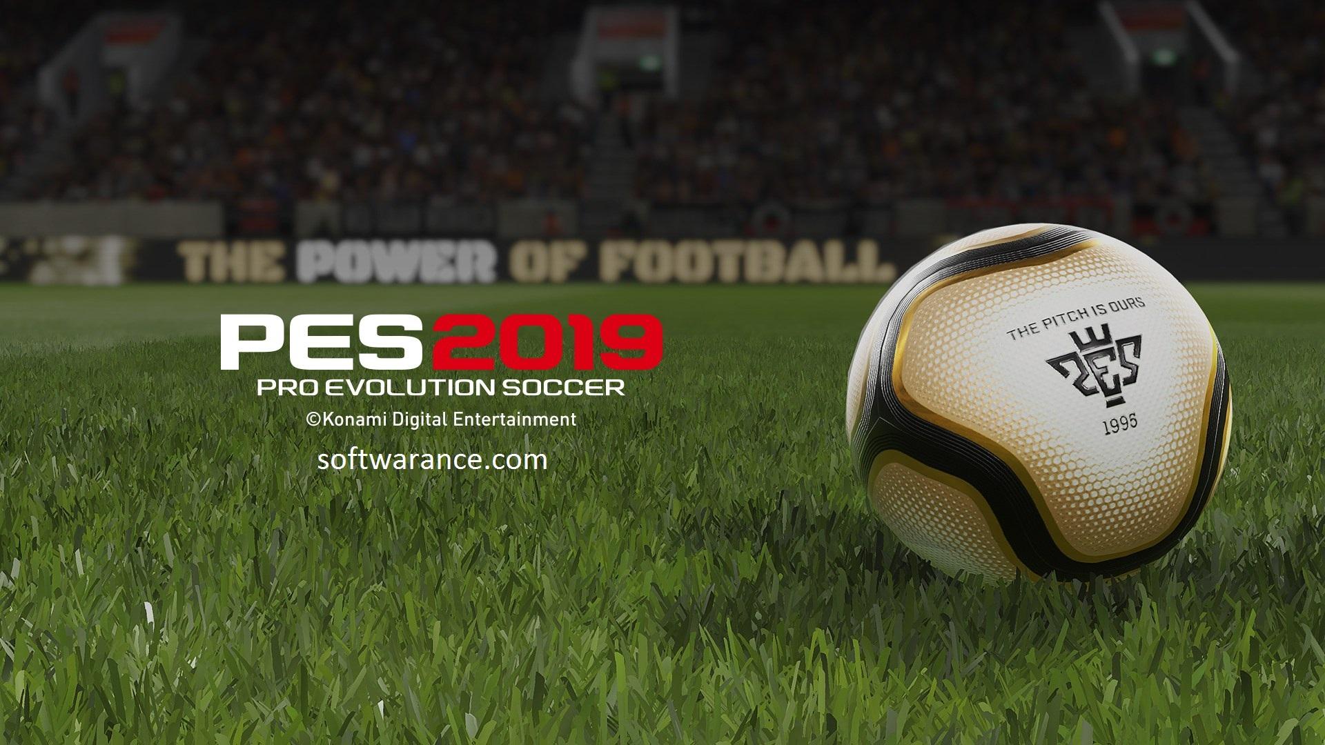 Pro Evolution Soccer 2019 Crack Full Download Torrent Free