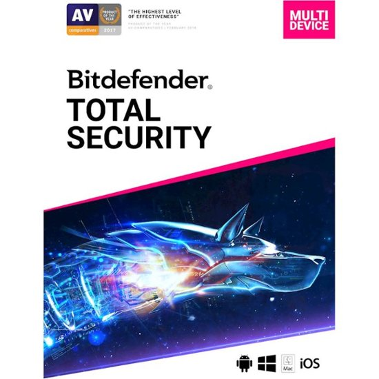 Bitdefender Total Security 2020 Crack + License Key Full Download