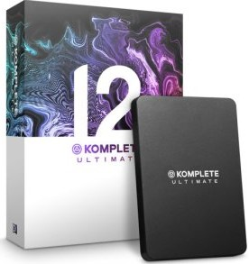 Native Instruments Komplete 12 Ultimate Crack Download 2019