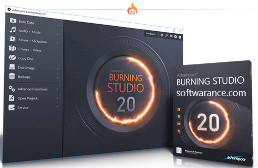 Ashampoo Burning Studio 21.6.1.63 Crack + Key Download 2020