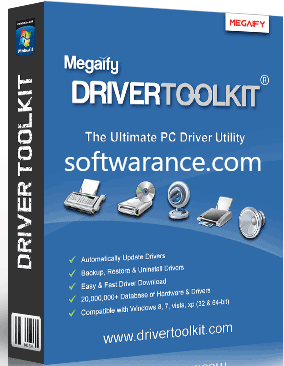 Driver Toolkit 8.6.0.2 Crack + Serial Key Free Download 2020