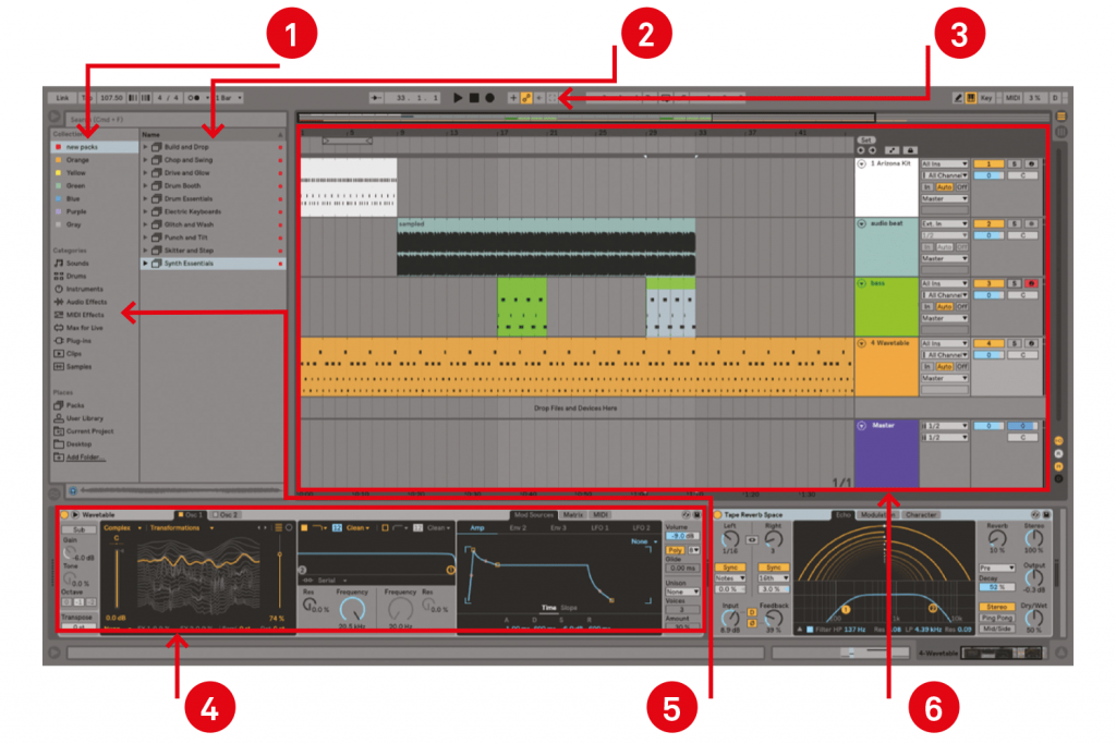 Ableton Live 10.1.14 Crack + Torrent [Windows + Mac] 2020