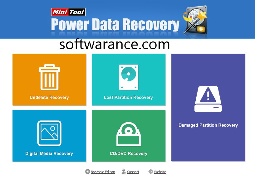 MiniTool Power Data Recovery 8.5 Crack With Serial Key 2019 Download