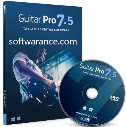 Guitar Pro 7.5.3 Crack + License Key Free Download 2020