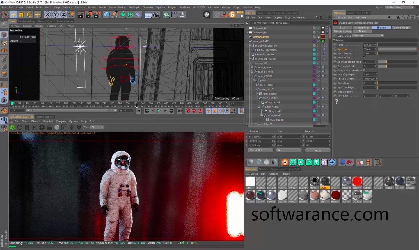 Octane Render Cinema 4d Plugin Crack Mac Plus Download