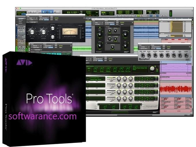 Pro Tools 2020.3 Crack + Torrent Download {Win+Mac }