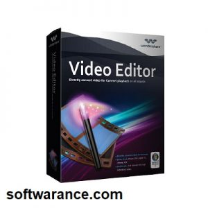 Wondershare Video Editor 5.1.1 Crack + Registration Code Free Download 2021